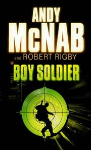 Cover of: Boy Soldier