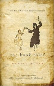 The Book Thief (Signed) by Markus Zusak