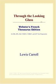 Cover of: Through the Looking Glass (Webster