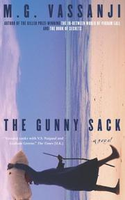 Cover of: The Gunny Sack