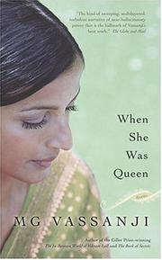 Cover of: When She Was Queen