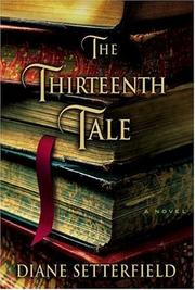 Cover of: THIRTEENTH TALE