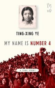 Cover of: My Name is Number 4