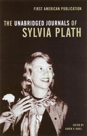 Cover of: The unabridged journals of Sylvia Plath, 1950-1962