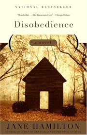 Cover of: Disobedience