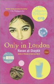 Cover of: Only in London