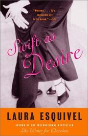 Cover of: Swift as Desire | Laura Esquivel
