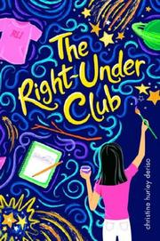 Cover of: The Right-Under Club | Christine Hurley Deriso