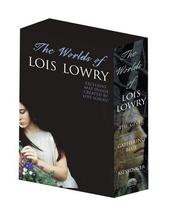 Cover of: The Worlds of Lois Lowry 3 Copy Boxed Set (The Giver, Gathering Blue, The Messenger)