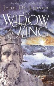 Cover of: The widow and the king | Dickinson, John