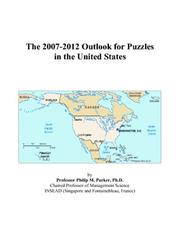 The 2007-2012 Outlook for Puzzles in the United States