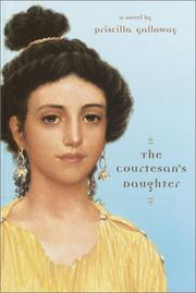 Cover of: The courtesan's daughter