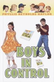 Cover of: Boys in Control (Boy/Girl Battle) |
