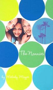 The Nannies by Melody Mayer