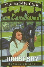 Cover of: Horse Shy