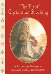 Cover of: The First Christmas Stocking
