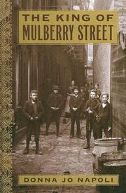 Cover of: The king of Mulberry Street