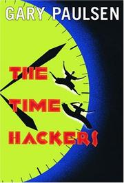 Cover of: The time hackers