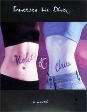 Cover of: Violet & Claire