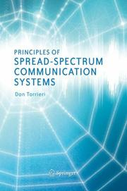 Cover of: Principles of Spread-Spectrum Communication Systems