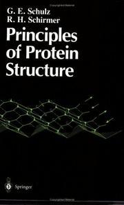 Principles of Protein Structure (Springer Advanced Texts in Chemistry)