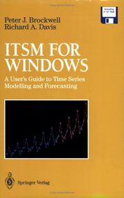 Cover of: ITSM for Windows