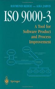 Cover of: ISO 9000-3