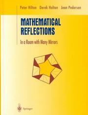 Cover of: Mathematical reflections