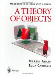 A Theory of Objects