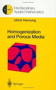 Homogenization and porous media by