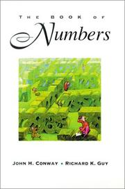 Cover of: The book of numbers