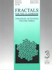 Cover of: Fractals for the classroom