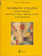 Cover of: Markov chains