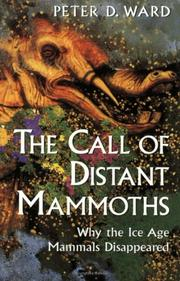 Cover of: The call of distant mammoths |