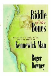 Riddle of the bones by Roger Downey