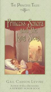 Cover of: Princess Sonora and the long sleep