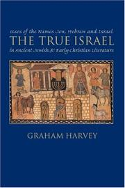 Cover of: The true Israel