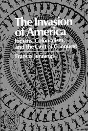 Cover of: The invasion of America