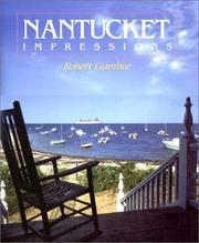 Cover of: Nantucket Impressions