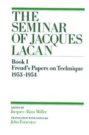 Cover of: Écrits techniques de Freud