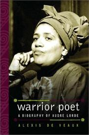 Cover of: Warrior Poet