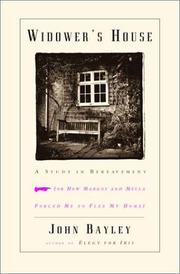 Cover of: Widower's house