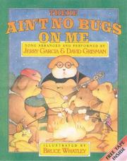 Cover of: There ain't no bugs on me