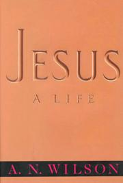 Cover of: Jesus: A Life