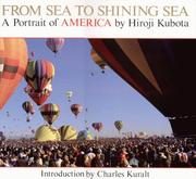 Cover of: From sea to shining sea