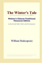 Cover of: The Winter