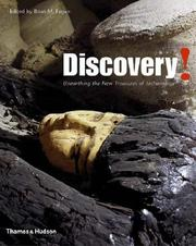 Cover of: Discovery!: Unearthing the New Treasures of Archaeology