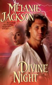 Cover of: Divine Night by Melanie Jackson