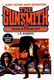 Cover of: Gunsmith Giant 04 | J.R. Roberts