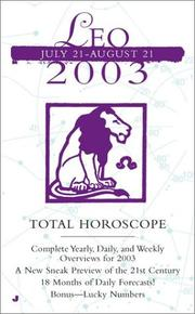Total Horoscopes 2003